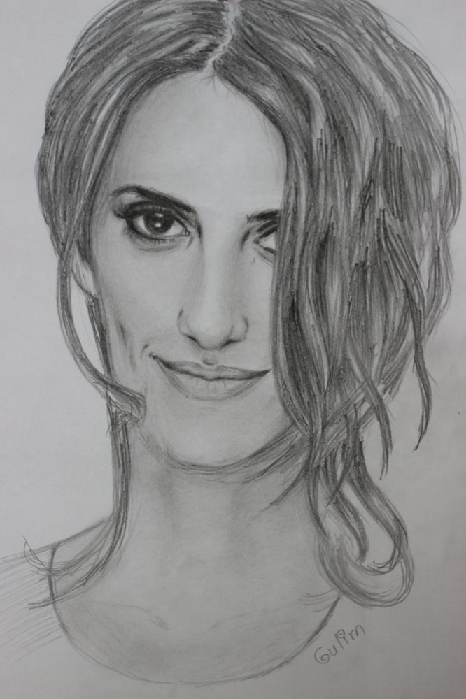 Penelope Cruz by Gulim